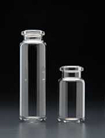 ZGD320020A-2375 23 x 75 Millimeter (mm) Size Headspace and Solid Phase Microextraction (SPME) Vial with Rounded (Beveled) Bottom